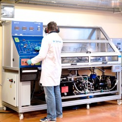 Hydraulic Test Benches